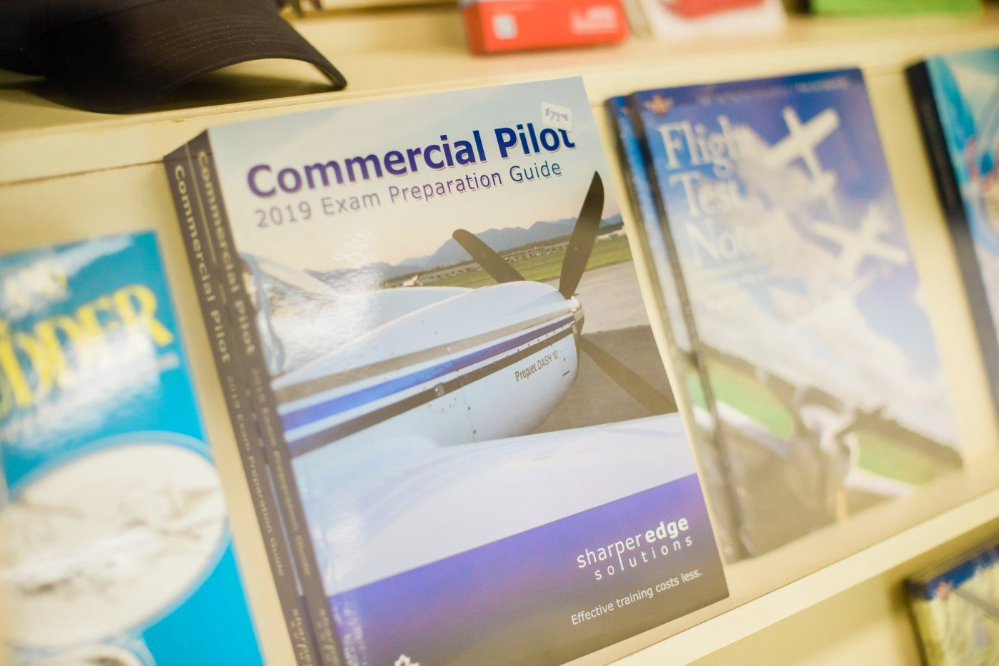 Commercial Pilot Licence – Harv's Air
